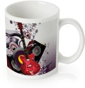 Amore Music Is In The Air Mug - Multicolor, Pack Of 1