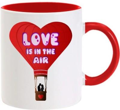Lolprint 292 Valentines Day Ceramic Mug