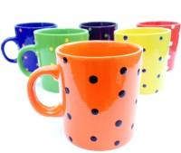 Jocular J1783 Ceramic Mug (180 Ml, Pack Of 6)