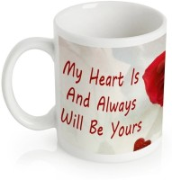 Amore Love Valentine Day 149517 Mug (White, Pack Of 1)