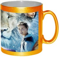 AMY Chronicles Of Narnia The Voyage Characters Coffee Ceramic Mug (325 Ml)