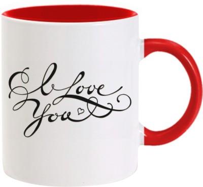 Lolprint 268 Valentines Day Ceramic Mug