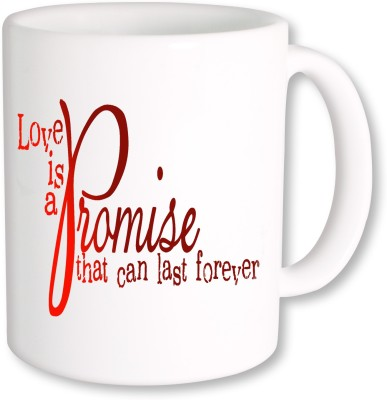 Heyworlds Promise Day 0005 Ceramic Mug