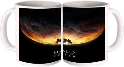 Shopkeeda Reach Mug Multicolor, Pack of 1