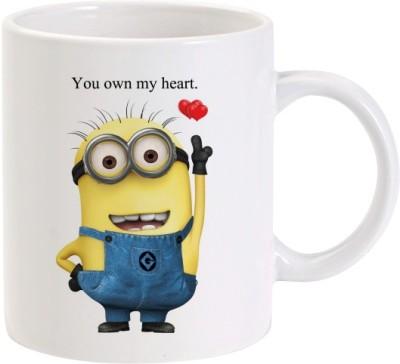 Lolprint 84 Valentines Day Ceramic Mug