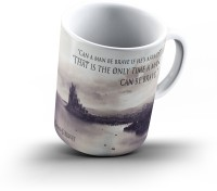 Ucard Game Of Thrones Quote879 Bone China, Ceramic, Porcelain Mug (325 Ml)