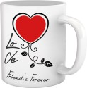 Tiedribbons Best Friend Gifts Coffee Mug Mug - White, Pack Of 1