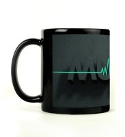 Shoperite Music Is Life Ceramic Mug (300 Ml)