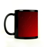 Shoprock Apple Danger Mug (Black, Pack Of 1)