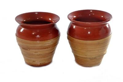Pottery by Manjari Kanoi MK-107 Ceramic Mug