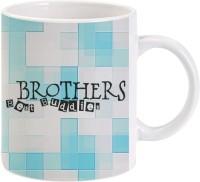 Lolprint Gift For Raksha Bandhan Rakhi Gifts For Brother (Design 2) Ceramic Mug (325 Ml)