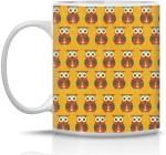 Bigzoo Plates & Tableware Bigzoo Owl Ceramic Mug