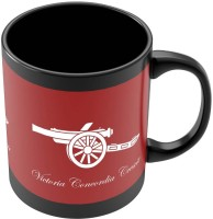 PosterGuy Victoria Concordia Crescit Arsenal Inspired Ceramic Mug (280 Ml)