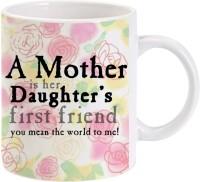 Lolprint Gift For Mother's Day (design 31) Ceramic Mug (325 Ml)