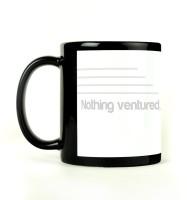 Shoprock Venture Out Mug (Black, Pack Of 1)