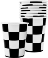 Theme My Party Party Paper Mug (100 G, Pack Of 8)
