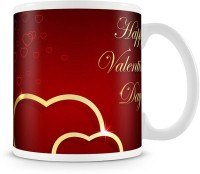Shoprock Velentines Day Special Coffees Mug (Multicolor, Pack Of 1)