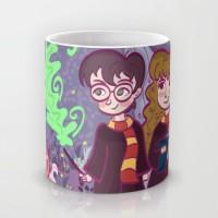 Astrode Harry Potter And The Forbidden Forest Ceramic Mug (325 Ml)