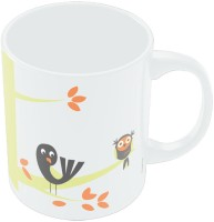 PosterGuy I Can Fly Motivational Birds White Coffee Mug (White, Pack Of 1)