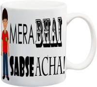 Mesleep Big Brother 69 Ceramic Mug (325 Ml)