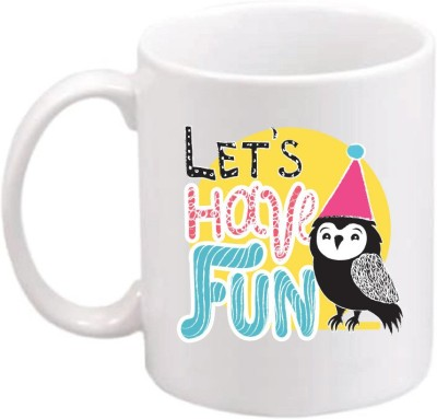 ONLY OWL Everyday Gift Motivational Quotes OWL865 Magic Ceramic Mug