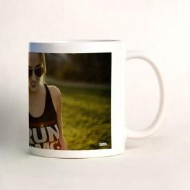 Shopshree Hipster Girl Ceramic Mug