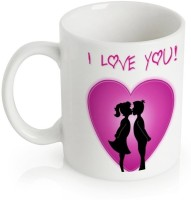 Amore Love Valentine Day 149555 Mug (White, Pack Of 1)