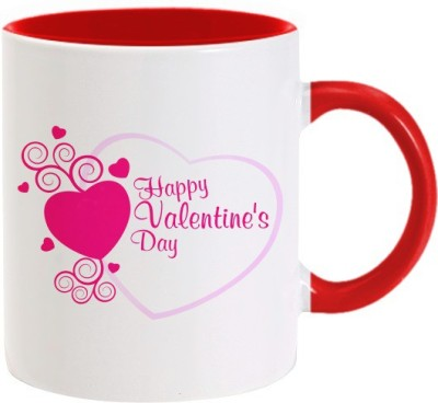 Lolprint 258 Valentines Day Ceramic Mug