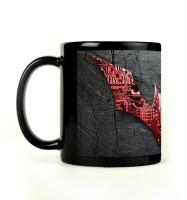 Shoprock Digital Batman Mug (Black, Pack Of 1)