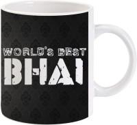 Lolprint Gift For Raksha Bandhan Rakhi Gifts For Brother (Design 17) Ceramic Mug (325 Ml)