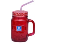DUCATI Mason Jar R1 Glass Mug (500 Ml)