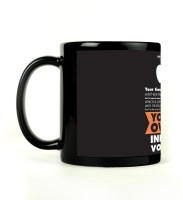 Shoperite Power Of Inner Voice Ceramic Mug (300 Ml)