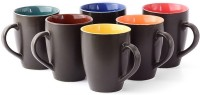 Cdi CDIB052_B05 Ceramic Mug (500 Ml, Pack Of 6)