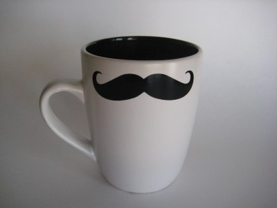 Sadigali Mr Mustache  Ceramic Mug