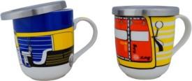 Arttdinox Tuk Tuk Ceramic Mug