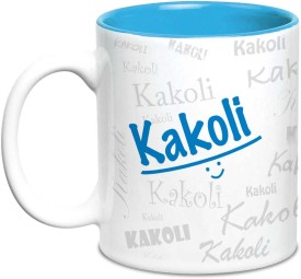 Hot Muggs Me Graffiti - Kakoli Ceramic Mug