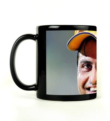 Rockmantra Plates & Tableware Rockmantra Suresh Raina Ceramic Mug
