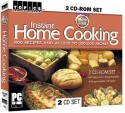 Topics Entertainment Instant Home Cooking - 2 CD-ROMs