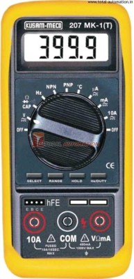 KM 207MK-(1)T Digital Multimeter