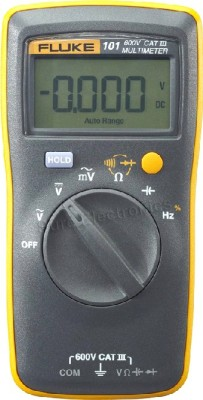 101 Basic Digital Multimeter