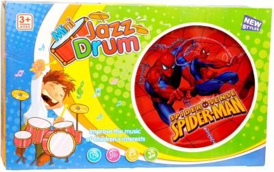 Tabu Mini Jazz Drum Musical Toy Set (Blue)