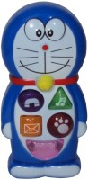 Parteet Doraemon Phone With Flashing Lights And Music For Kids (Multicolor)