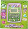 LeapFrog LeapFrog My Own Story Time Pad Pink Educational Toy