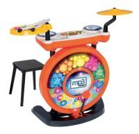 Simba My Music World I-Drumset (Orange)
