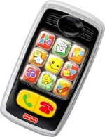 Fisher Price Musical Instruments & Toys Fisher Price Laugh & Learn Smilin Smart Phone