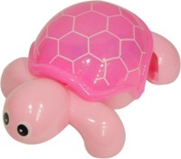 New Pinch Musical Tortoise With Lights, Bump And Go Action (Multicolor)