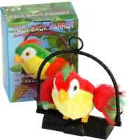 Ktkashish Toys Kashish Musical Talking Parrot. (Multicolor)