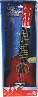 Simba My Music World Play A Guitar 52cm Wooden 6 Nylon (Red)