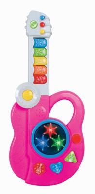 Mitashi Skykids Junoir Musician Musical Toy (Pink, Red, Yellow)