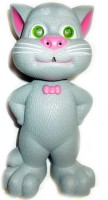 Smartkshop Talking Tom Interactive Toy Talks Back Mimicry Cat Copy Voice Pet Gift